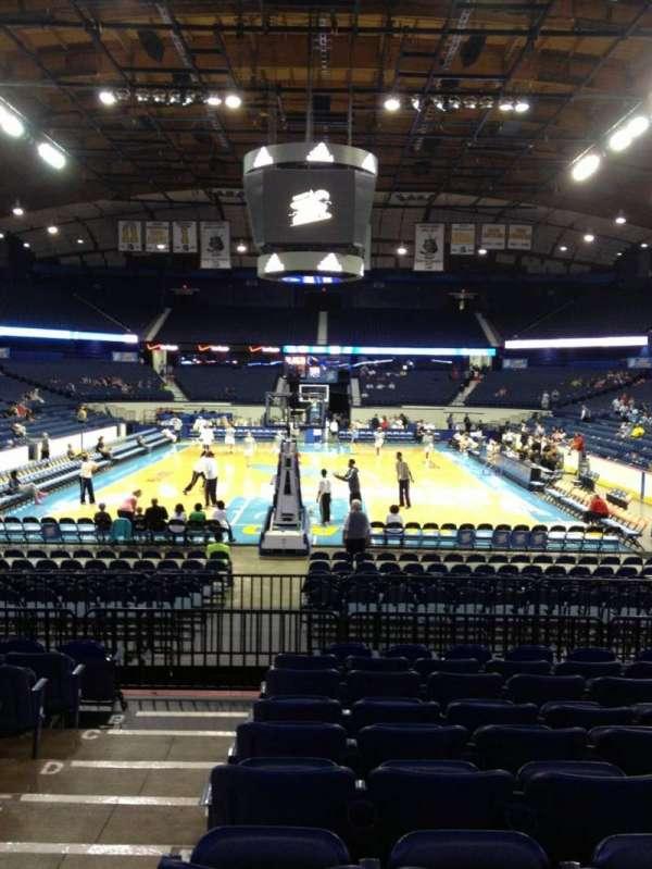 Allstate Arena, secção: 114, fila: K, lugar: 26