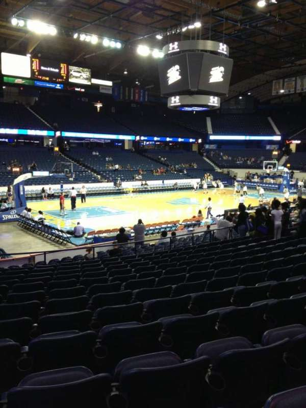 Allstate Arena, secção: 113, fila: N, lugar: 23