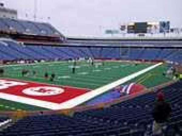 New Era Field, secção: 117, fila: 29