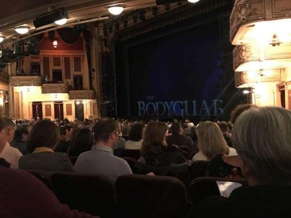 Hippodrome Theatre, secção: Right Orchestra, fila: R, lugar: 20