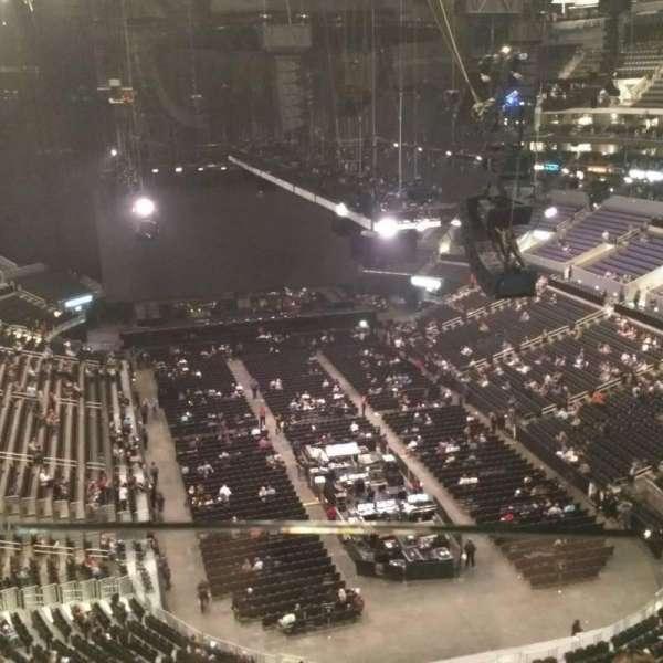 Staples Center, secção: 311, fila: 6, lugar: 12