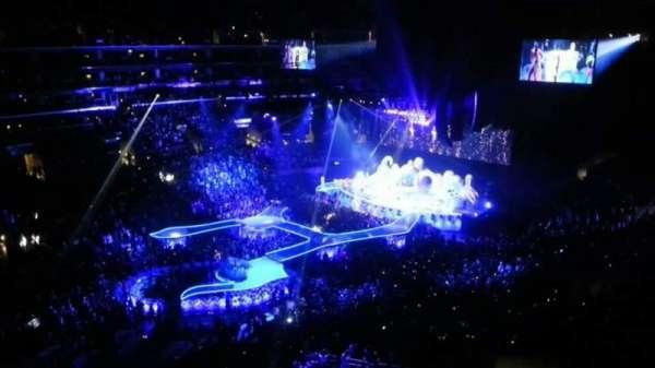 Staples Center, secção: 304, fila: 1, lugar: 14