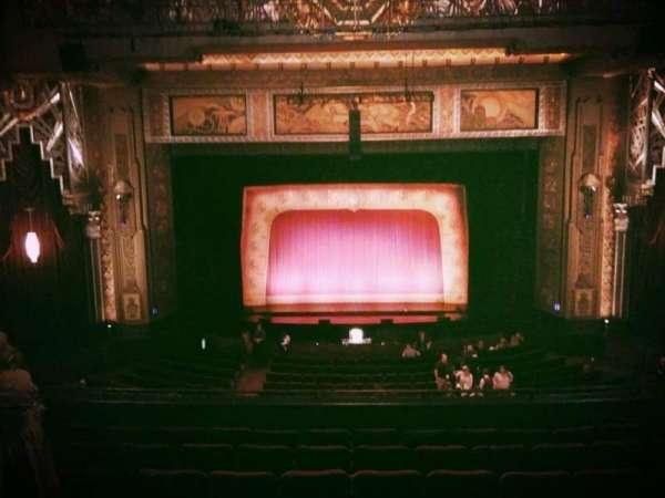 Hollywood Pantages Theatre, secção: Mezzanine C, fila: H, lugar: 107