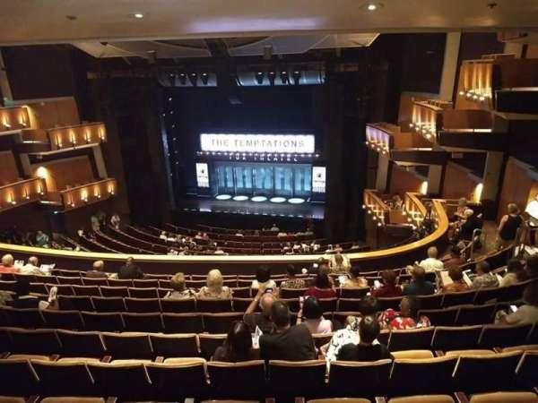 Ahmanson Theatre, secção: Mezzanine , fila: N, lugar: 1
