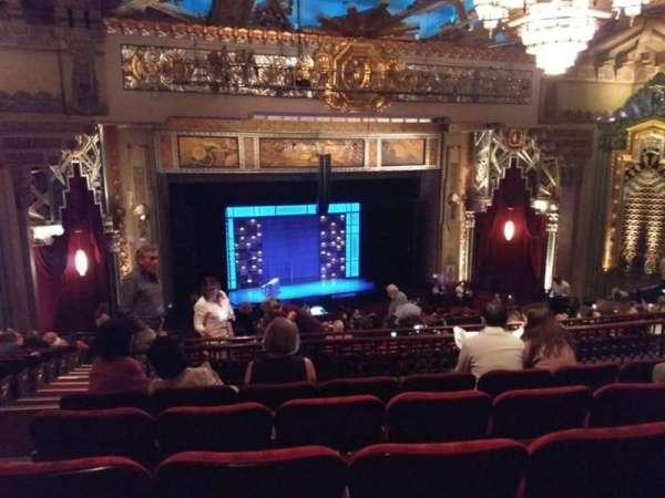 Hollywood Pantages Theatre, secção: Mezzanine LC, fila: N, lugar: 314