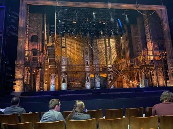 DeVos Performance Hall, secção: Orchestra, fila: E, lugar: 31