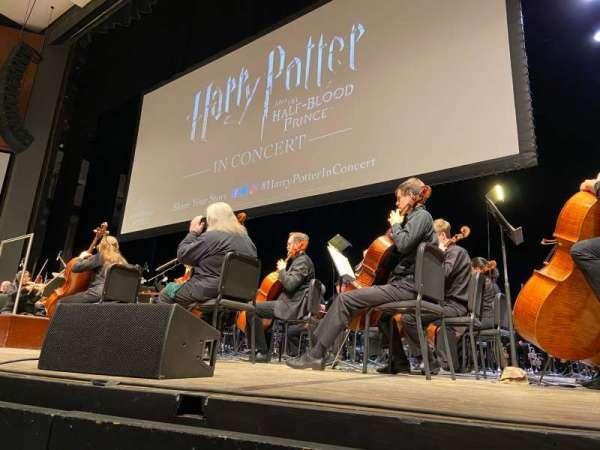 DeVos Performance Hall, secção: Orchestra, fila: A, lugar: 8