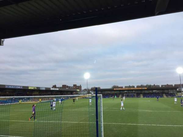 Kingsmeadow, secção: SOUTH