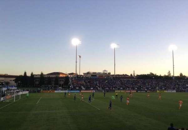 Stevens Stadium, secção: 101, fila: 11, lugar: 9