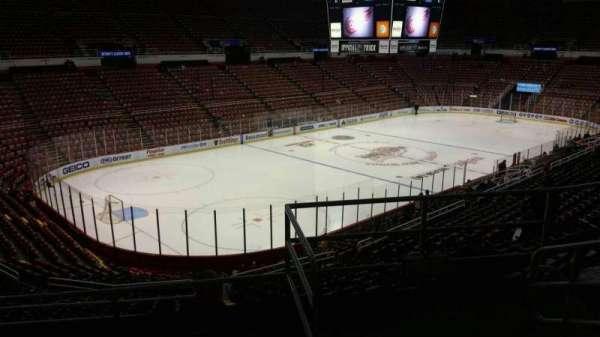 Joe Louis Arena, secção: 226A, fila: 5, lugar: 2