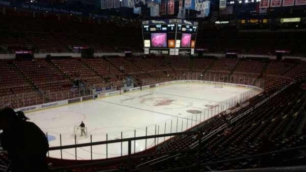 Joe Louis Arena, secção: 212B, fila: 5, lugar: 8
