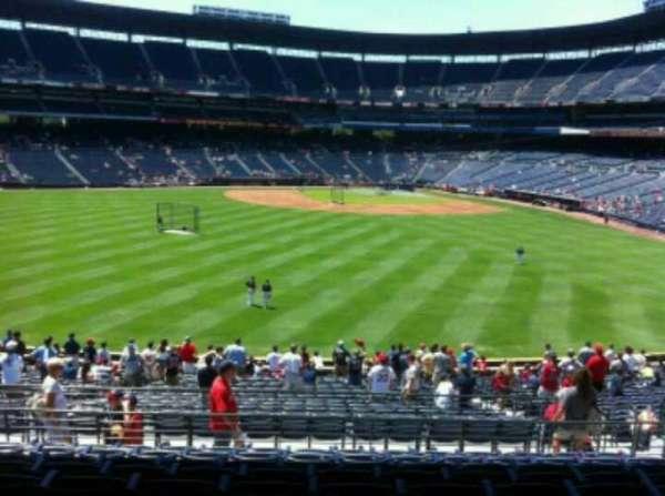 Turner Field, secção: 246, fila: 9, lugar: 11
