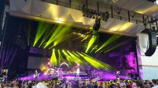 Riverbend Music Center, secção: 200, fila: J, lugar: 234