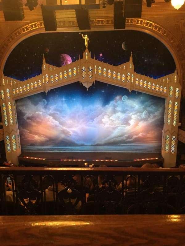 Eugene O'Neill Theatre, secção: Mezzanine R, fila: E, lugar: 104 & 106