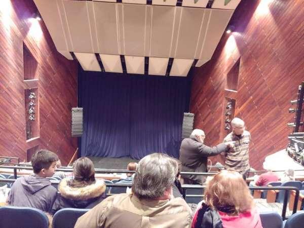 Berklee Performance Center, secção: Balcony 1, fila: G, lugar: 104