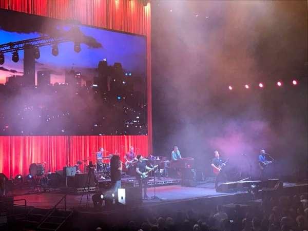 The O2 Arena, secção: 101, fila: J, lugar: 39