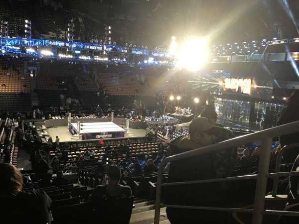 Scotiabank Arena, secção: 120, fila: 22, lugar: 1