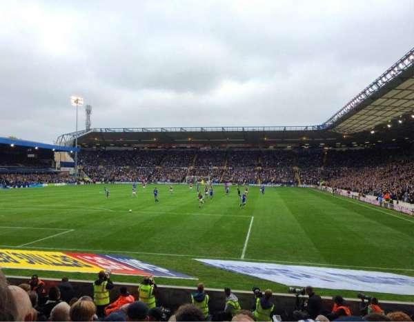 St Andrew's Stadium, secção: GML2, fila: 12, lugar: 55