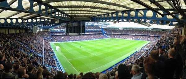 Stamford Bridge, secção: Shed End Upper 1, fila: 20, lugar: 20