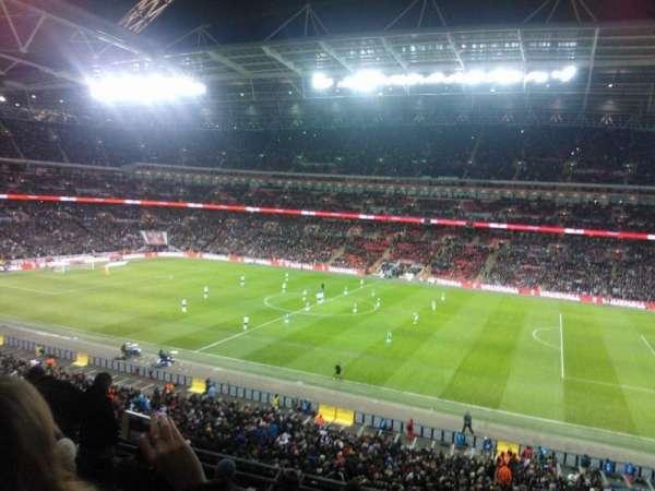 Wembley Stadium, secção: 224, fila: 7, lugar: 242