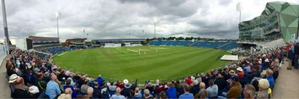 Headingley Stadium, secção: O, fila: Back