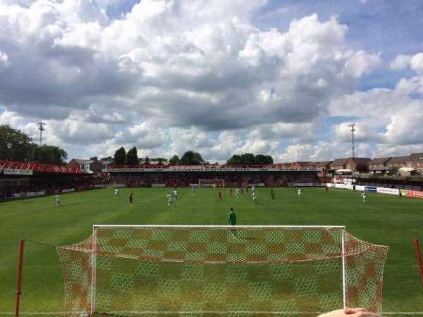 Wham Stadium, secção: Coppice Terrace