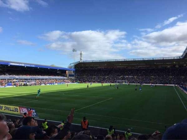 St Andrew's Stadium, secção: GML2, fila: 14, lugar: 36