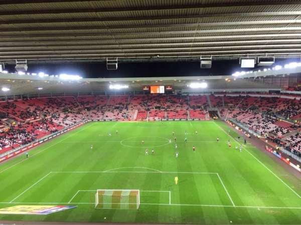 Stadium Of Light, secção: P30, fila: 7, lugar: 58