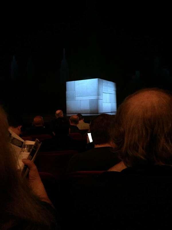 Walter Kerr Theatre, secção: Orchestra C, fila: H, lugar: 113