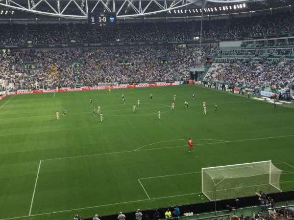 Allianz Stadium (Turin), secção: 109, fila: 29, lugar: 2