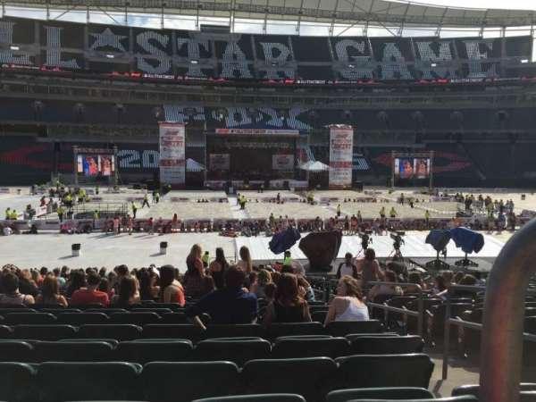 Paul Brown Stadium, secção: 141, fila: 23, lugar: 2