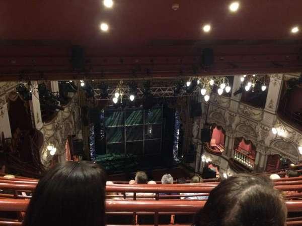 Lyceum Theatre (Sheffield), secção: Balcony, fila: J, lugar: 22