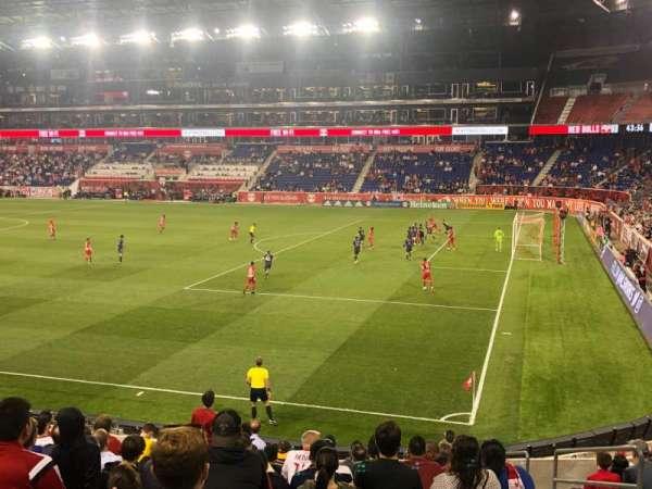 Red Bull Arena (New Jersey), secção: 123, fila: 15, lugar: 4