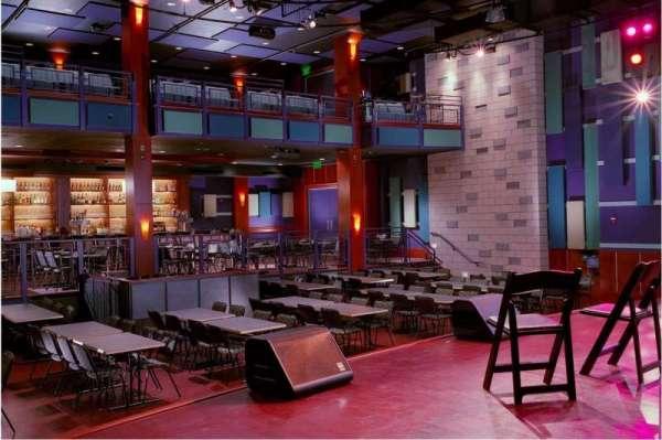 World Cafe Live, secção: Stage, fila: GA, lugar: GA