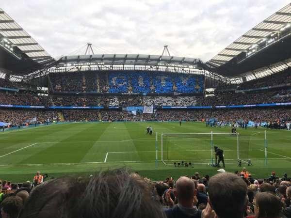 Etihad Stadium (Manchester), secção: 137, fila: P, lugar: 1034