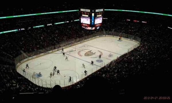 Honda Center, secção: 417, fila: S, lugar: 15