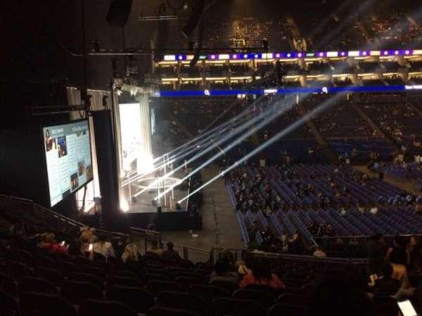 The O2 Arena, secção: 118, fila: Z, lugar: 13