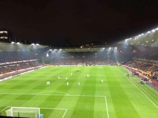 Molineux Stadium, secção: PU1, fila: A, lugar: 15