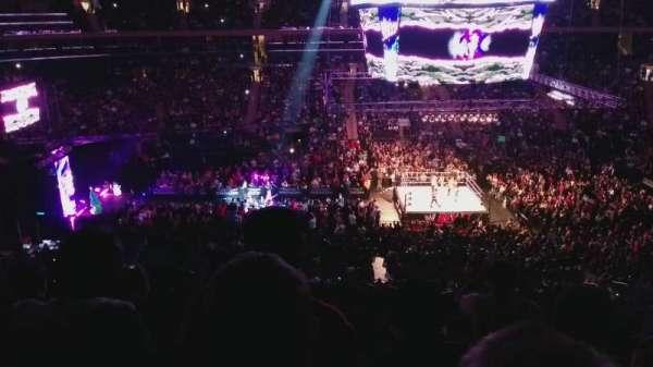 Madison Square Garden, secção: 223, fila: 8, lugar: 14