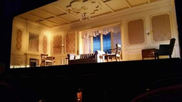 American Airlines Theatre, secção: Orch, fila: D, lugar: 2