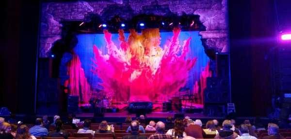 Durham Performing Arts Center, secção: Orchestra 3, fila: J, lugar: 106