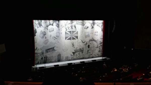 Durham Performing Arts Center, secção: 7, fila: D, lugar: 306