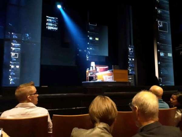 Durham Performing Arts Center, secção: 1, fila: A, lugar: 120