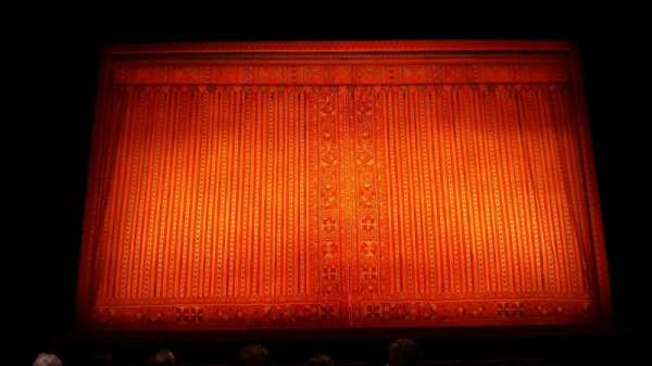 Durham Performing Arts Center, secção: Orchestra 3, fila: H, lugar: 111