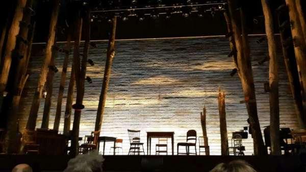 Durham Performing Arts Center, secção: Orchestra 1, fila: A, lugar: 111