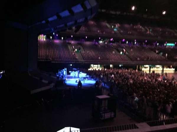 Ziggo Dome, secção: 112, fila: 3, lugar: 414