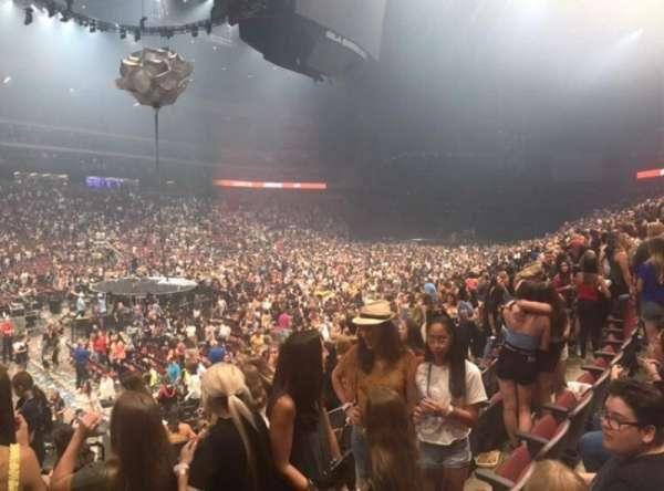 Gila River Arena, secção: 114
