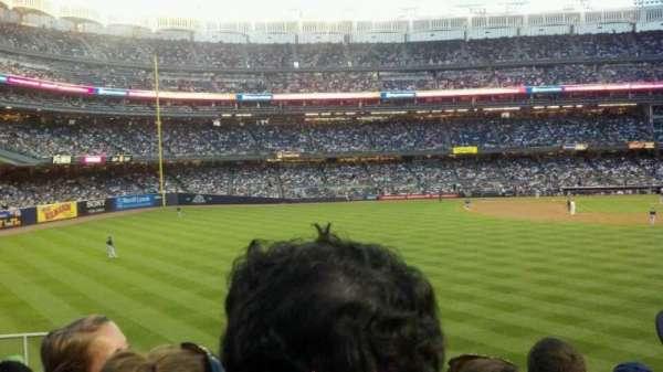 Yankee Stadium, secção: 239, fila: 9, lugar: 10