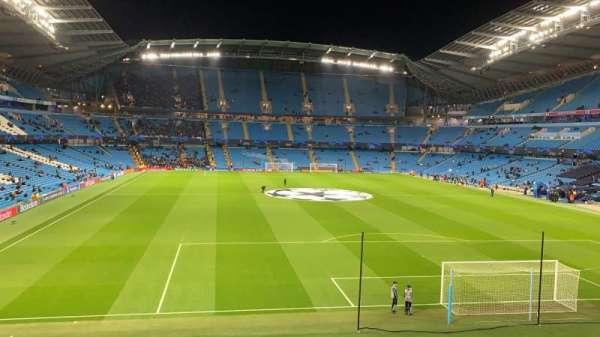 Etihad Stadium (Manchester), secção: 238, fila: A, lugar: 1061