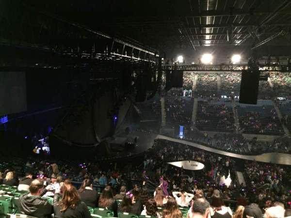 Rod Laver Arena, secção: Upper, fila: OO, lugar: 546